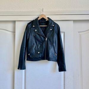 Levi Straus Leather Jacket